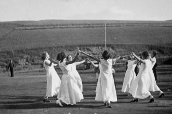 Sportfest in Reisen 1936