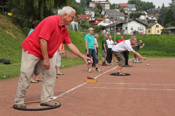 Vereinssportfest und Handballturnier 2013