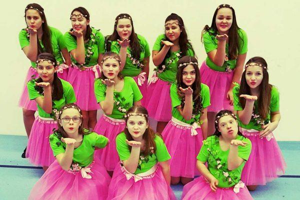 Tanzgruppe K-Otix
