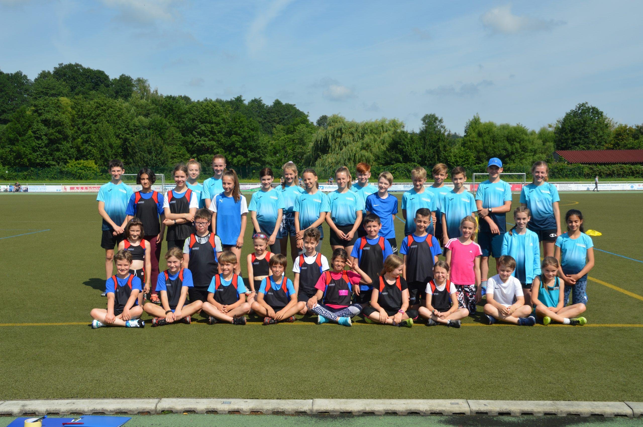 Wettkampf im Juli in Rimbach 2021